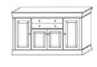 Euro Diffusion Boston Sideboard