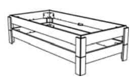 Hasena Function Comfort Betten Stapelbett