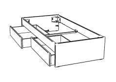 Hasena Function Comfort Betten Spazio