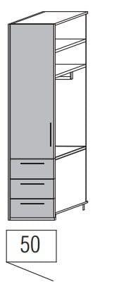 Loddenkemper Schlafzimmer Merano Anbausystem Anbauschrank