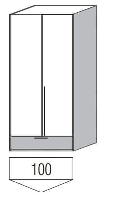 Loddenkemper Schlafzimmer Merano Anbausystem Startschrank