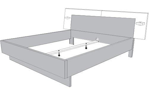 Loddenkemper Schlafzimmer Merano Betten Betten