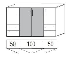 Loddenkemper Schlafzimmer Multi Comfort Komfortkommoden 4943