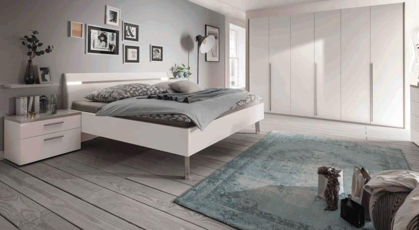 Loddenkemper Schlafzimmer Gloss