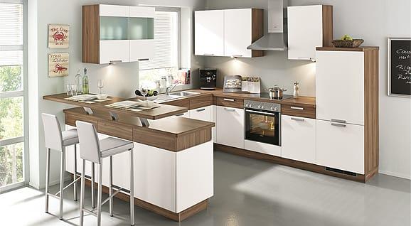 Nolte Küchen Bicolor UH5H87-R