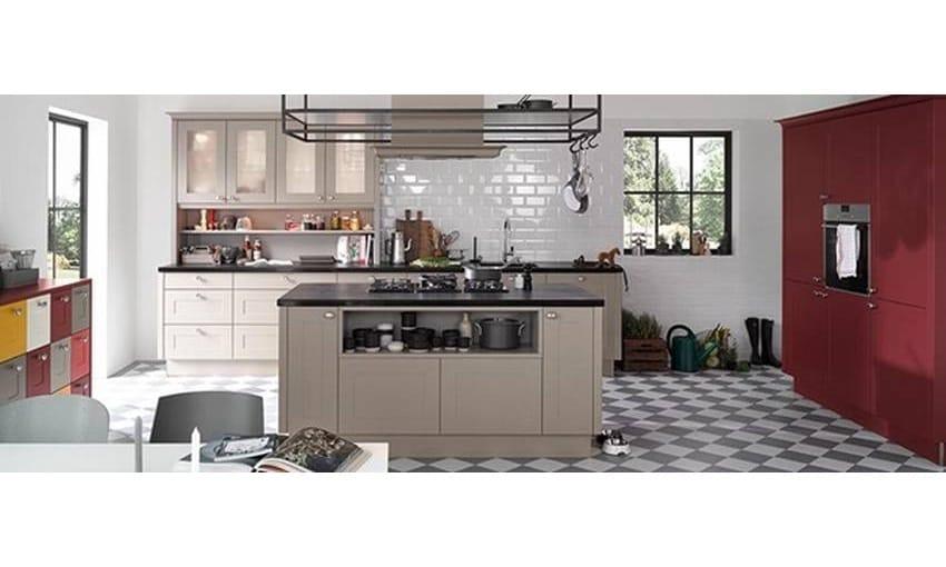 Nolte Küchen Frame Lack