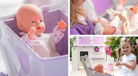 Roba Puppenkollektion Fienchen