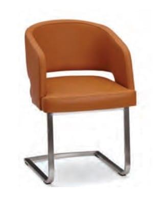 Schösswender Ambie - Premium Dining Moringa Stühle / Freischwinger