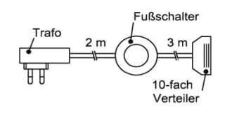 Schröder Kitzalm Montana Zubehör Trafo-Set 30 Watt