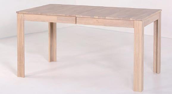 Standard-Furniture Tische Pedro mit Mittelauszug + 1 Einlage