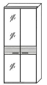 Thielemeyer Schlafen Mali Schränke 197