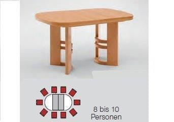 Niehoff Tische Multi-Tischsystem Ausziehtisch 0123