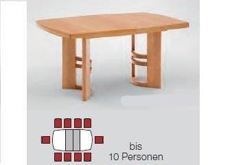Niehoff Tische Multi-Tischsystem Ausziehtisch 0143