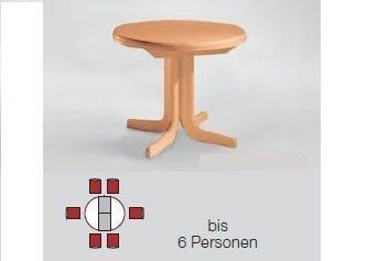 Niehoff Tische Multi-Tischsystem Ausziehtisch 8353