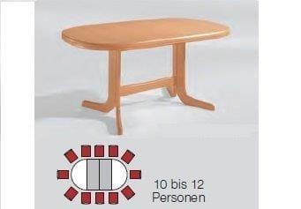 Niehoff Tische Multi-Tischsystem Ausziehtisch 8383