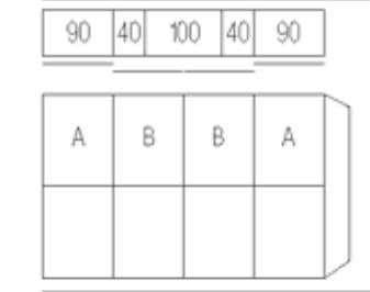 Nolte Germersheim Schwebe- / Dreh- und Falttürenschränke Marcato2.0 Schwebetürenschränke standard