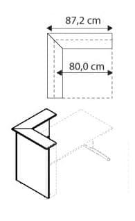 Röhr Büro 184 Objekt Plus Countersystem