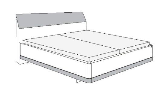 Wiemann Schlafzimmer Lucca Betten