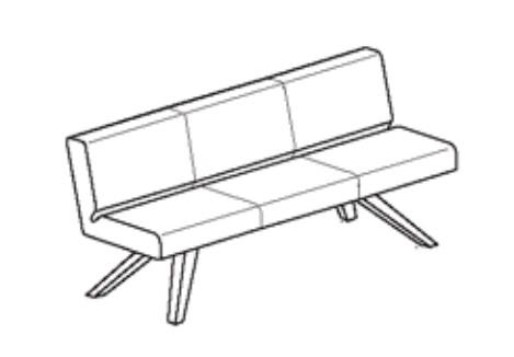 Voglauer Wohnen Opus Sitzbänke