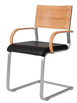 Wöstmann Wohnzimmer Stühle Stuhl Armlehn-Schwinger 1125